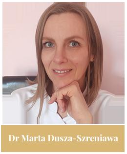 Dr Marta Dusza – Szreniawa
