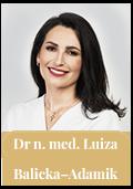 Dr n. med. Luiza Balicka–Adamik